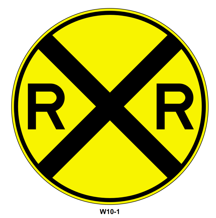 railroadcrossingw10-1sign